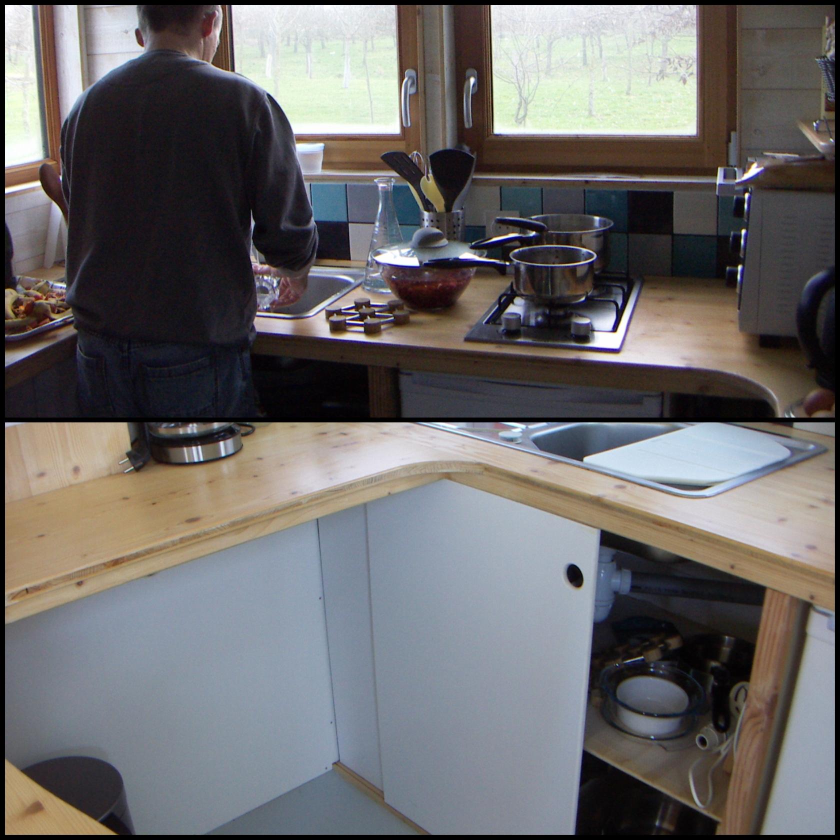 rangement cuisine tiny house