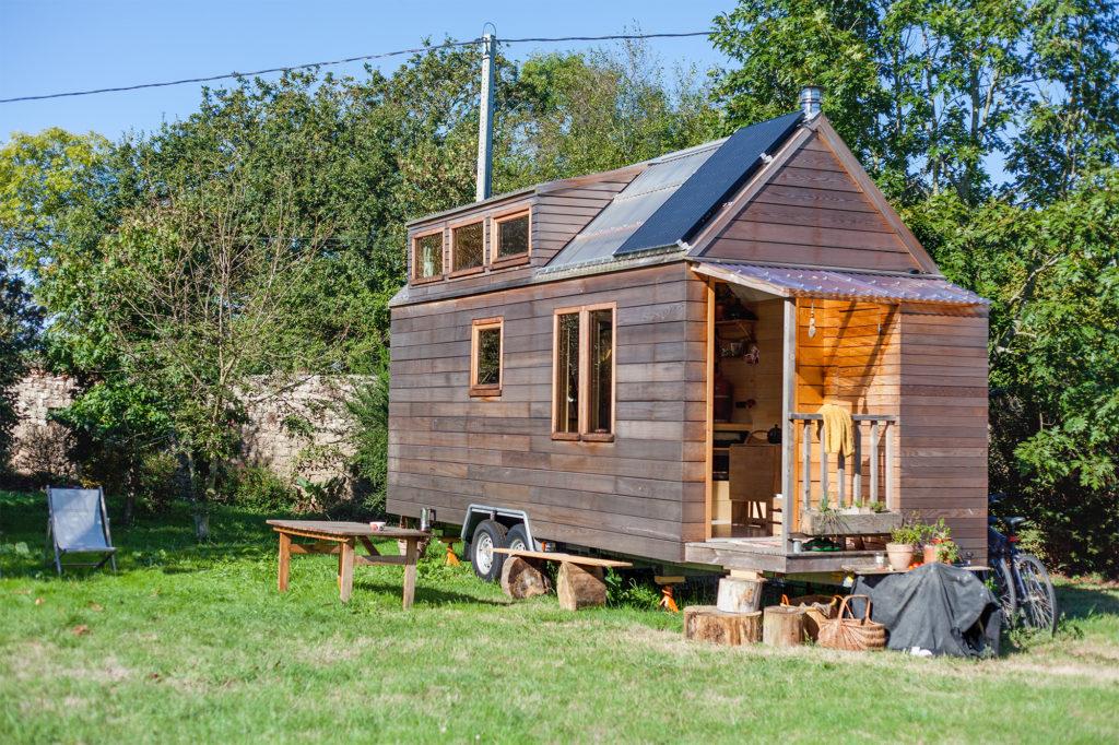 5 mani res de trouver un terrain pour sa tiny house. Black Bedroom Furniture Sets. Home Design Ideas