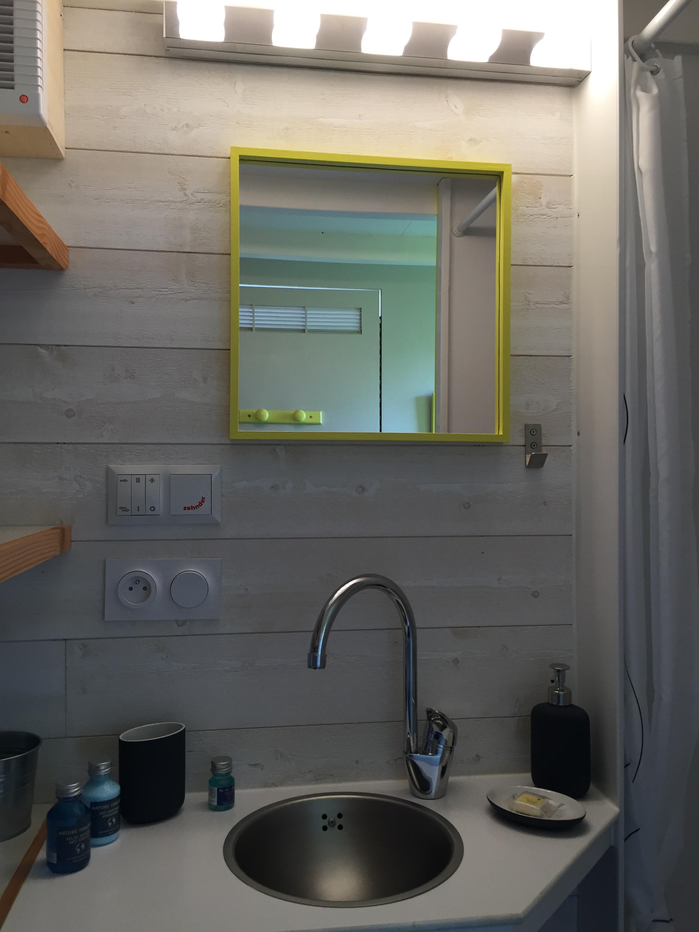 Salle De Bain Tiny House ~ petit lavabo salle de bain tiny house collectif tiny house