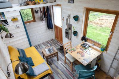 Vendue : tiny house d'occasion en Savoie