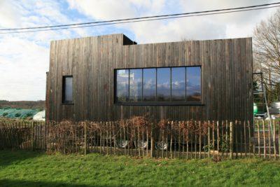 Vendue : tiny house en clos couvert près de Bruxelles, livraison possible