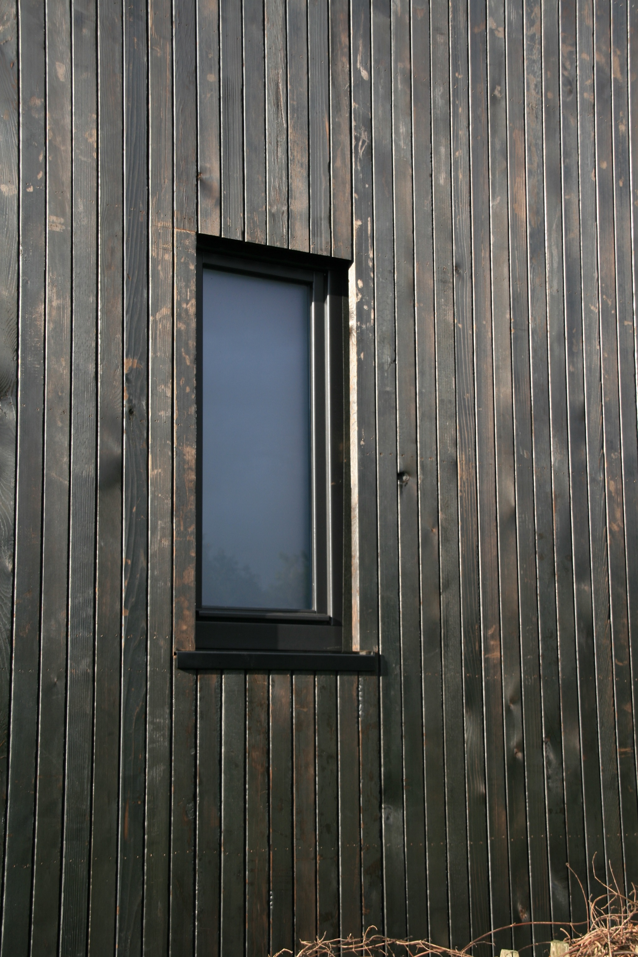 Fenêtre façade ouest