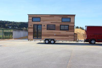 À vendre : tiny house neuve en Aveyron