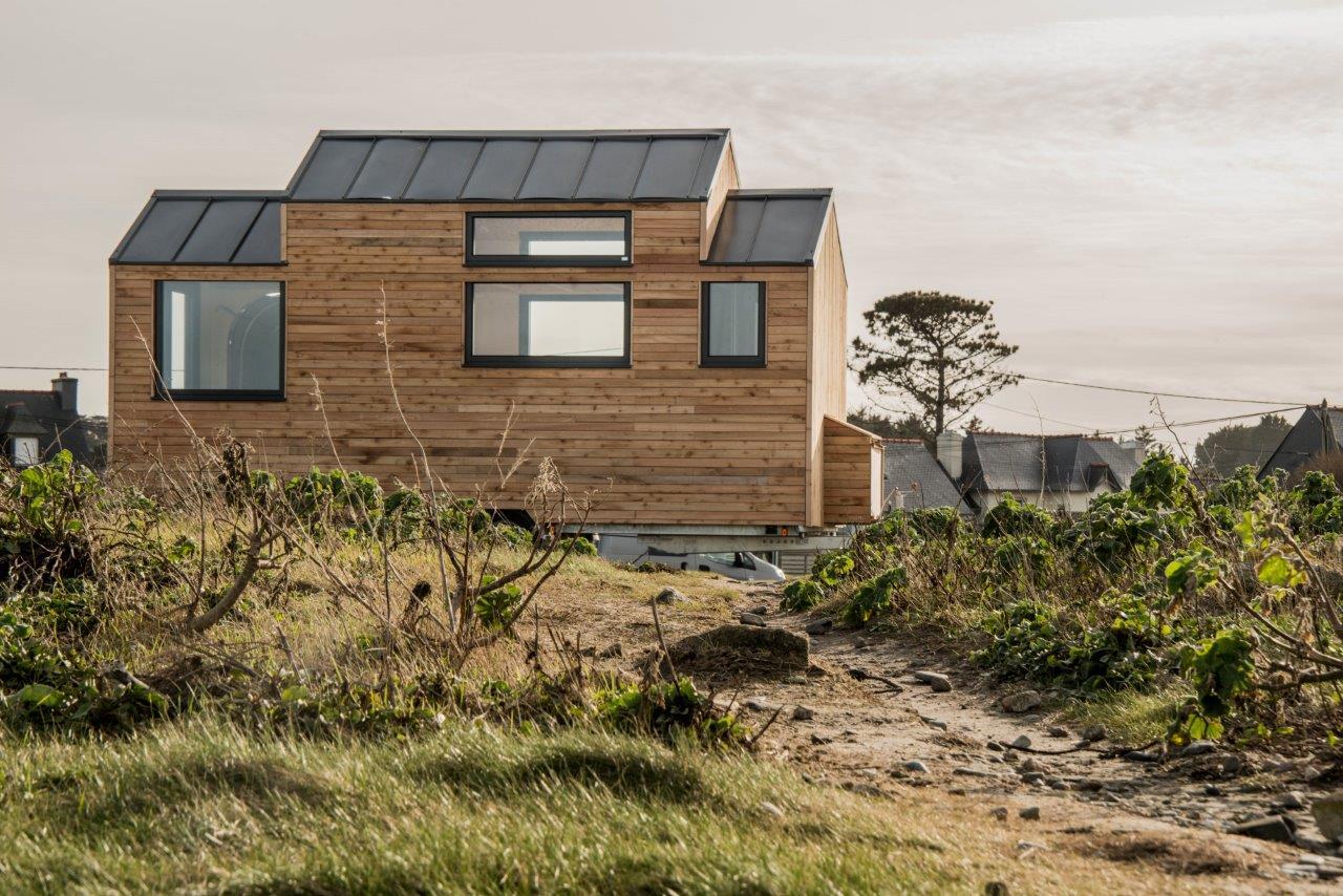 vendre une tiny house soufflet en bretagne. Black Bedroom Furniture Sets. Home Design Ideas