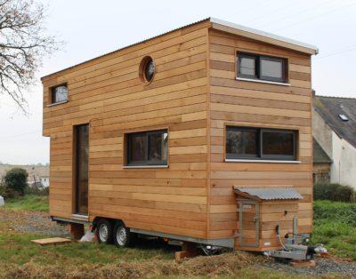 À vendre : tiny house d'occasion en Bretagne