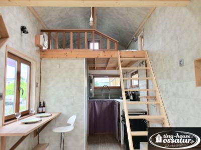 À vendre : tiny house neuve d'Ossatur en Bretagne